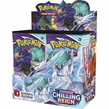 Pokémon Sword & Shield Chilling Regin - Pokémon