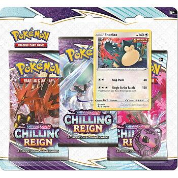 Pokemon Sword & Shield Chilling Reign Blister 30 kort - Pokémon