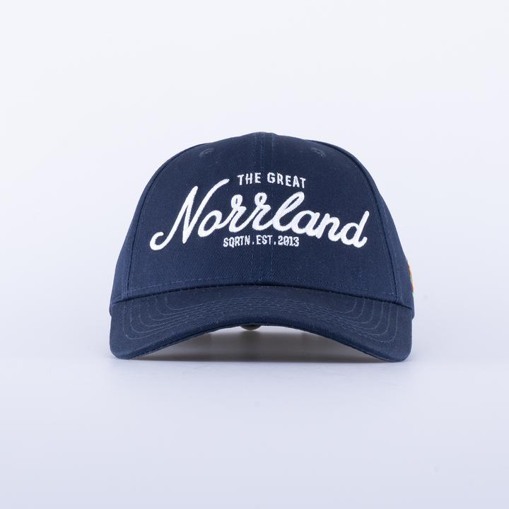 SQRTN Great Norrland Hooked Cap Navy