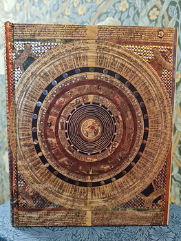 Anteckningsbok Cosmology linjerad