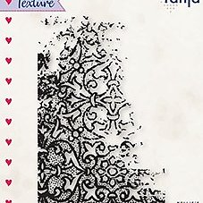 """Texture clear stamps """"French Lilies"""""""