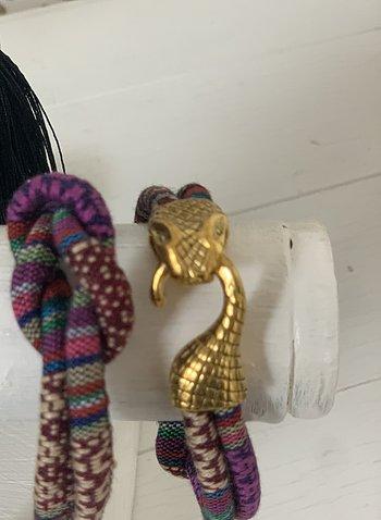 Armband snake colorful