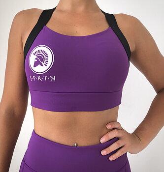 Sports bra Mia/Purple