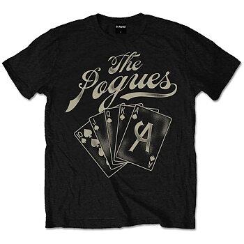 THE POGUES - T-SHIRT, ACE