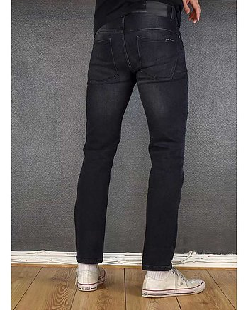 Jayman Faded Svarta Jeans