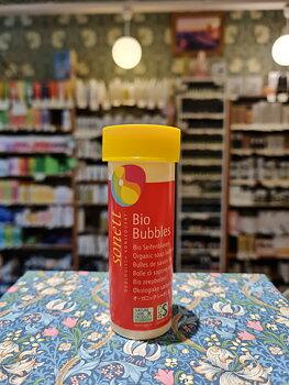 Såpbubblor Bio Bubbles 45ml Sonett