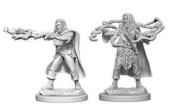 D&D Nolzurs Marvelous Miniatures: Male Human Sorcerer