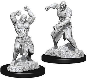 D&D Nolzurs Marvelous Miniatures: Flesh Golems