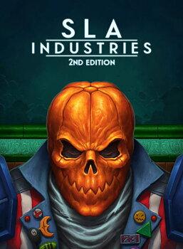 SLA Industries RPG: Rulebook (2nd ed)