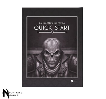 SLA Industries RPG: Quickstart (2nd ed)
