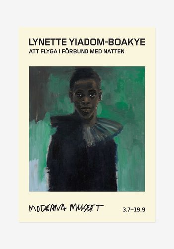 Poster, Lynette Yiadom-Boakye, A Passion Like No Other