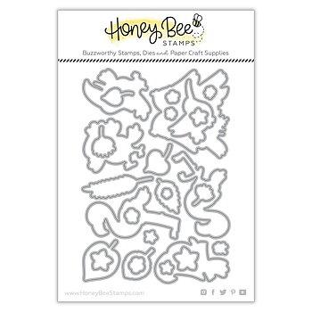 HONEY BEE STAMPS-Birds of Paradise | Honey Cuts