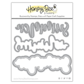 HONEY BEE STAMPS -Summer | Honey Cuts