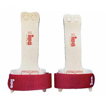 Handskydd mot uppkörningar för gymnastik och crossfit, lång version