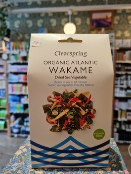 Wakame alg Clearspring