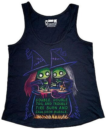 Toil and Trouble - Tank Top