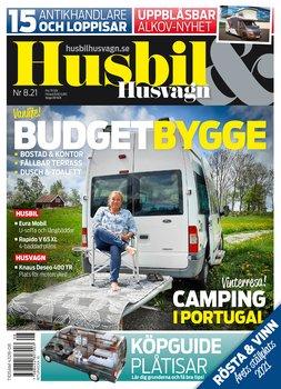 Husbil & Husvagn 8.2021