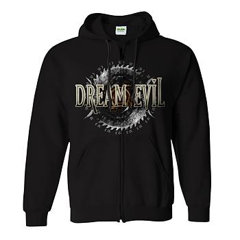 Dream Evil - Zip-Hood, Sawblade