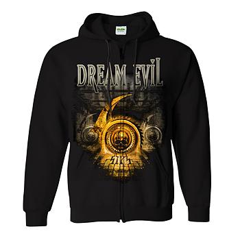 Dream Evil - Zip-Hood, Six