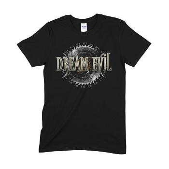 Dream Evil - T-shirt, Sawblade