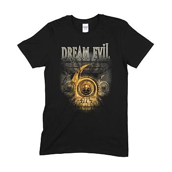 Dream Evil - T-shirt, Six