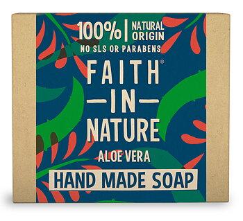 """Tvål """"Aloe Vera"""" Faith in Nature"""