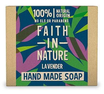 "Tvål ""Lavendel"" Faith in Nature"