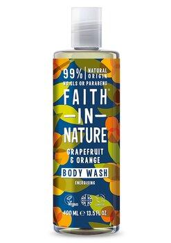 "Duschgel ""Grapefrukt & Apelsin"" Faith in nature"