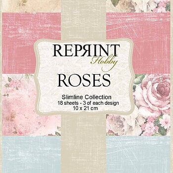 Slimline Roses Collection pack