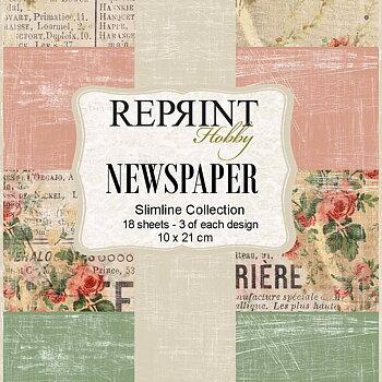 Slimline Newspaper Collection pack