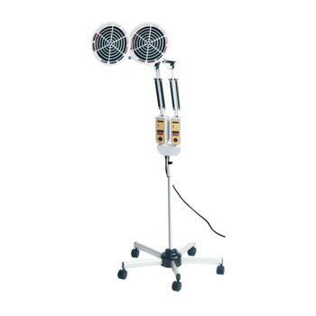TDP Double Headed Heating Lamp - IR-ljus för ökad qi