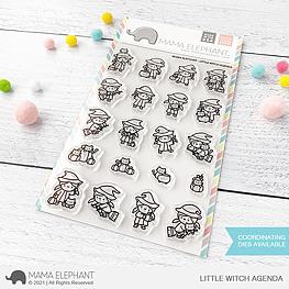Mama Elephant -Little Witch Agenda