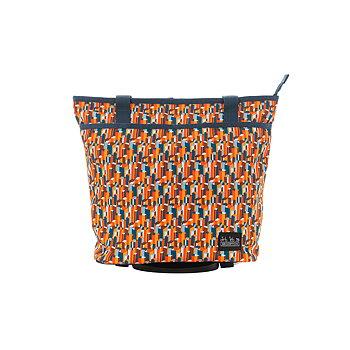 Brompton Tote Bag Made with Liberty Fabric Metropolis