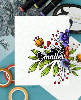 ALTENEW -Enchanting Vines 3D Embossing Folder