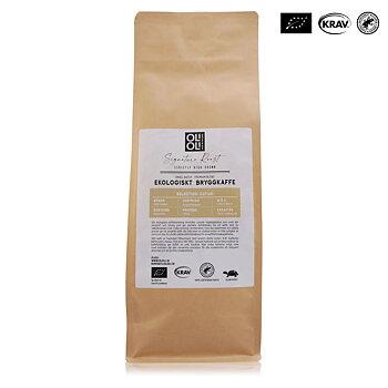 OLIOLI Signature Roast - Ekologiskt Bryggmalet kaffe, 400 g