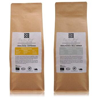 OLIOLI Signature Roast - Ekologisk Espresso & Hela Bönor