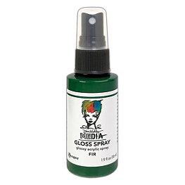 Dina Wakley Media - Gloss Sprays 2 oz  - Fir