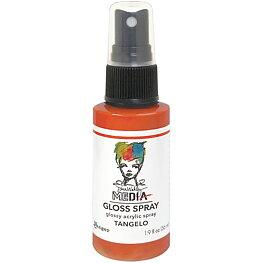 Dina Wakley Media - Gloss Sprays 2 oz  - Tangelo