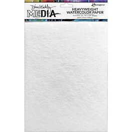 Dina Wakley Media - Heavyweight Watercolor 7.5 x 10