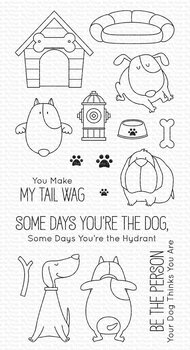 My Favorite Things -BB You Make My Tail Wag