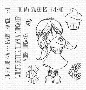 My Favorite Things -TI Cupcake Cutie