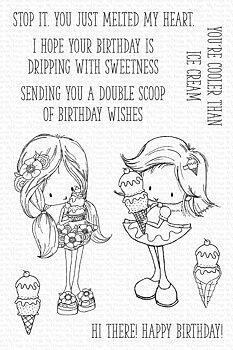 My Favorite Things -TI Double Scoop of Cute