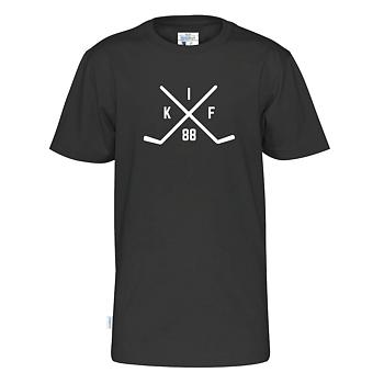 T-shirt KIF 88 JR Svart