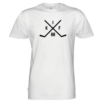 T-shirt KIF 88 JR Vit