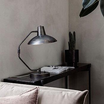 Bordslampa, Desk, Antik brun  House doctor