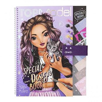 Top Model Special Designbok