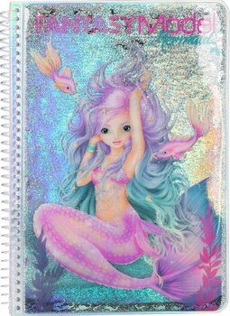 Fantasy Model Mermaid