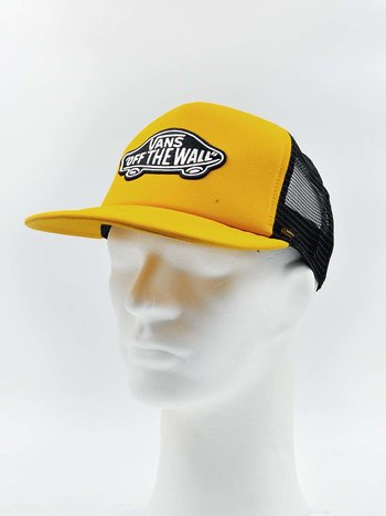 Vans - Classic Patch Trucker Yellow/Black