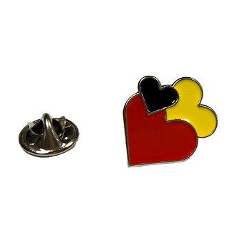 LHF Pins Hjärta