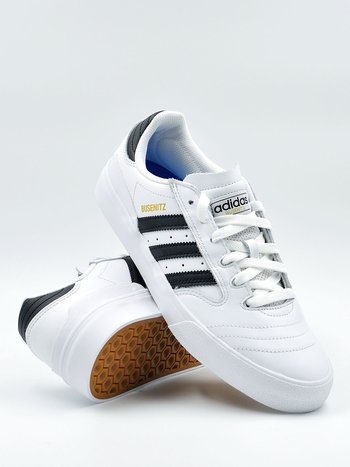 Adidas - Busenitz Vulc II White/Black/Gold